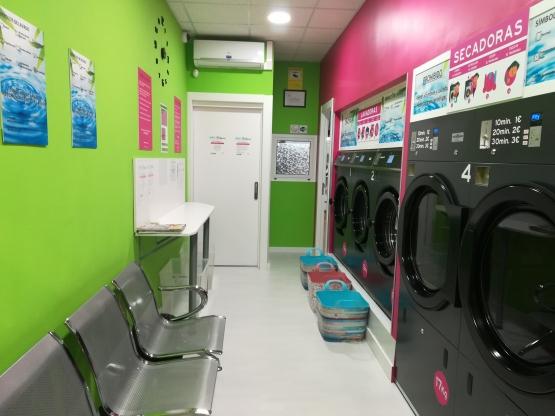 lavadoras y secadoras monedas