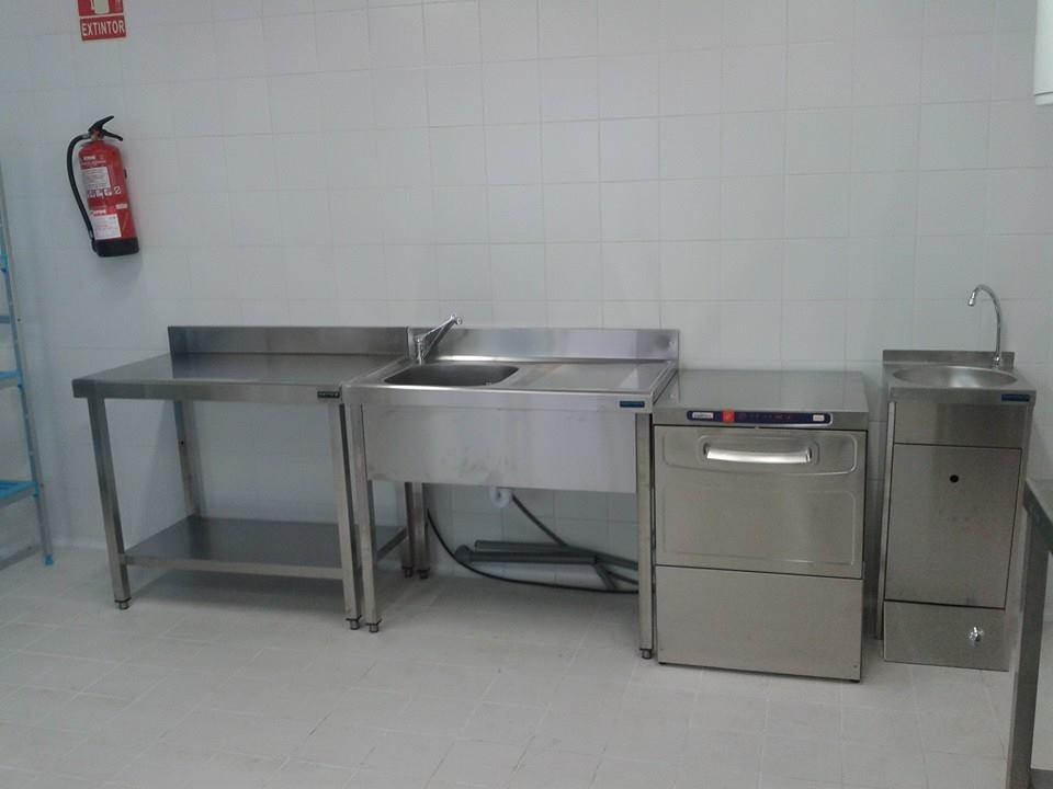 Mobiliario de cocina industrial cheap cocina de estilo - Mobiliario de cocina industrial ...